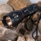 10000 Lumens 5 Modes Tactical ShadowHawk Cree XM-L T6 Led Military Flashlight