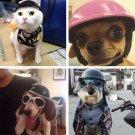 Pet Dog Puppy Cat Rain Coat Clothes Pet Hooded Waterproof Jacket Rainwear