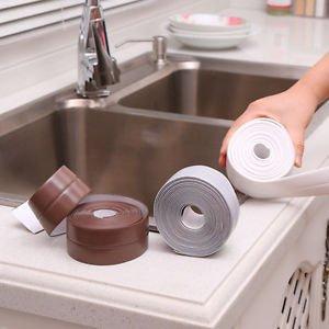 118INCH Corner Wall Sealing Crack Reapir Waterproof Anti-Mildew Adhesive Tape