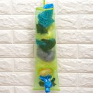 High Q Hanging Kids Toy Mesh Net Storage Bag Organizer Holder Bathroom Organiser
