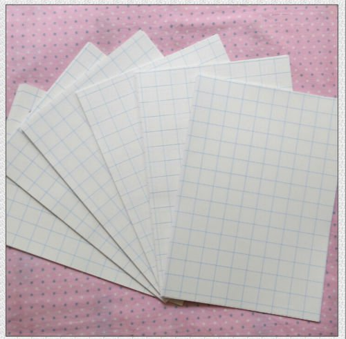 5x  Pro Sheets A4 Inkjet Heat Iron On Transfer Paper for Light Color Cloth