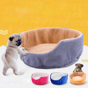 Whole Year General Circular Kennel Cat litter Autumn And Winter Dog Bed Cute