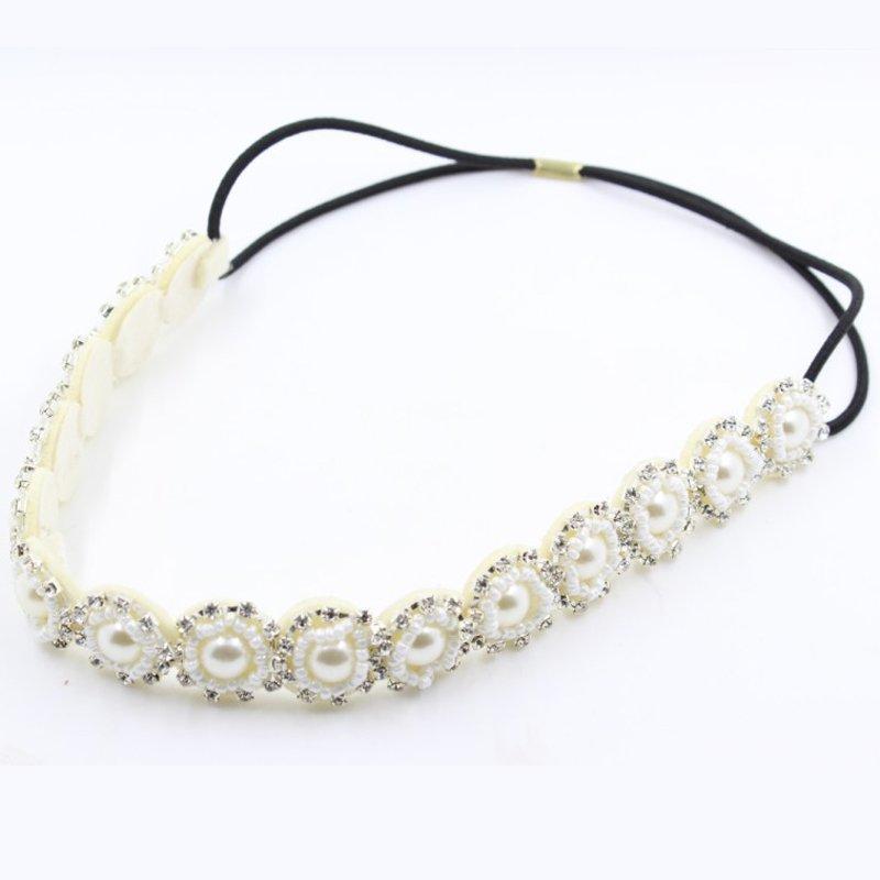 Fashion Elegant BohemianTurquoise Tassel National Headwear Hair Accessories