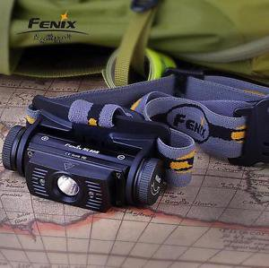 Fenix HL60R Cree LED 950LM USB Rechargeable Headlamp Red+White Headlight New