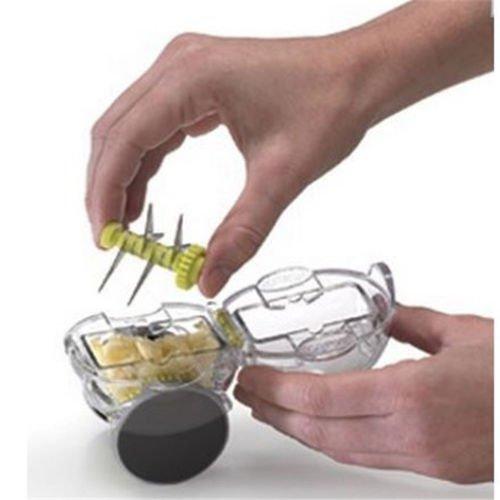 New Home Kitchen Tool Mincer Tool Garlic Press Crusher Squeezer Masher