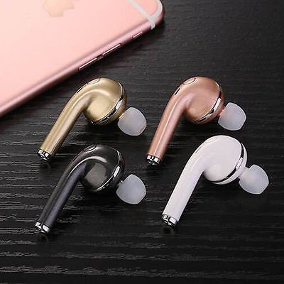 Mini  EDR Headset Wireless Bluetooth V4.0 Earphone for iPhone 4S 5 5S 5C 6 6plus