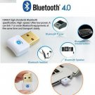 Hot Black Mini 3.5mm Bluetooth Audio Transmitter Adapter For iPod TV PC MP4