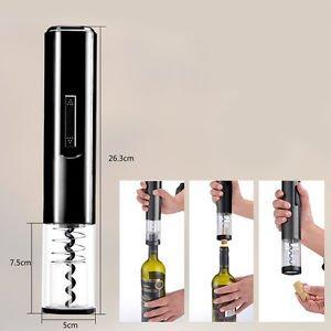 Practical Electric Cordless Red Wine Corkscrew Bottle Opener Mini Foil Cutter