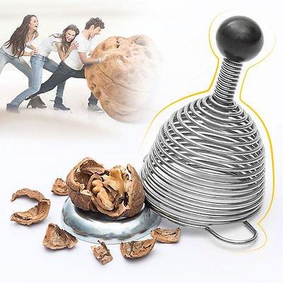 Nut Cracker Heavy-Duty Walnut Kitchen Nut Chopper Nutcracker Pecan Walnut Plier