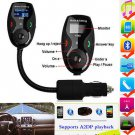 2015 New Car Kit MP3 Player Wireless Bluetooth FM Transmitter Modulator + Remote