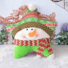 Home Decor Vintage Cotton Owl Linen Pillow Case Sofa Waist Throw Cushion Cover