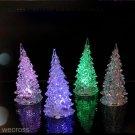 Multi 4M 40SMD Snowflake LED String Curtain Lights Holiday Xmas Wedding Decor