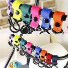 2pc Useful Baby Pushchair Pram Stroller Buggy Hanger Carabiner Bike Clip Hooks
