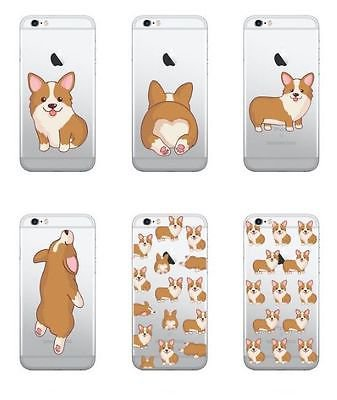 For Apple iPhone 6 6S Plus Cute Cartoon shockproof Phone Back Case Cover Shell