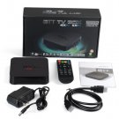Android 4.4 WiFi 1080P Smart set TV Box Media Player 8GB Fully Loaded Hot