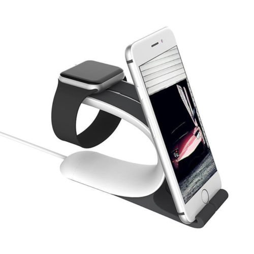Universal Cell Phone Holder Flexible Bendable Metal Arm Fit iPhone Samsung All