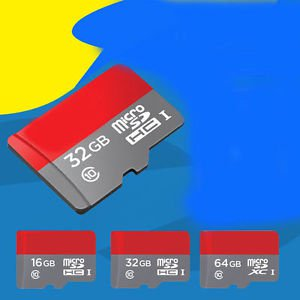 16/32/64 GB Class 10 Micro SD Card TF Flash Memory Micro SDHC For Phone