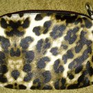 NEW Leopard print Makeup bag / cosmetic bag