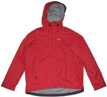 $120 Lowe Alpine Womens Rush Rain Jacket XS