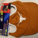 UT TEXAS LONGHORNS DOG PET HAT COLLEGIATE CAP COTTON NEW size MEDIUM