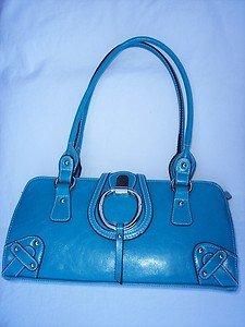SEXY & CHIC WOMEN'S HAND BAG L.BLUE