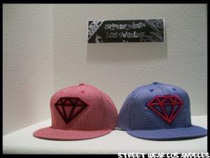Diamond Supply Co x Estate LA Blue 7 1/2