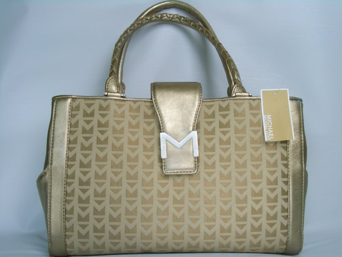 NWT MICHAEL KORS LATTINGTOWN LARGE BAG