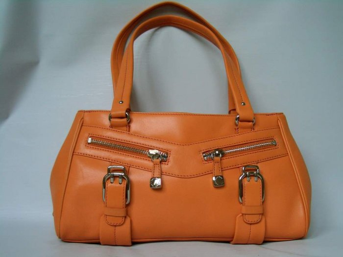 NWT COLE HAAN ALEXA SALMON HANDBAG MSRP $250.00 PLUS TAX