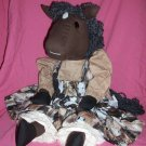 Horse doll Hand Crafted