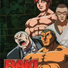 Baki the Grappler - The Complete Anime Series DVD Set
