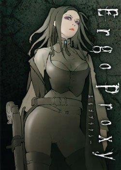 Ergo Proxy -The Complete Anime Series� DVD Set