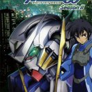 Mobile Suit Gundam 00 - Second Season- The Complete Uncut Season 2 DVD Set