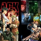 Black Lagoon - The Complete Anime Series DVD Set
