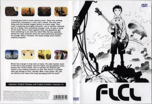 FLCL (Fooly Cooly) - The Complete Anime Series