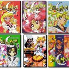 Sailor Moon Complete Uncut Series DVD Set - Season 1, 2, 3, 4, 5 and Movies