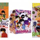 Ranma 1/2 - The Complete Anime Series DVD Box Set - Season 1,2,3,4,5,6,7‏