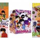 Ranma 1/2 - The Complete Anime Series DVD Box Set - Season 1,2,3,4,5,6,7