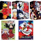 Inuyasha -The Complete Series+Final Act+Movie Box Set Collection - Season 1,2,3,4,5,6,7