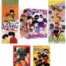 Ranma 1/2 - Complete Anime Series + OVA + Movies - Season 1,2,3,4,5,6,7+OVA+Movie DVD Set Collection