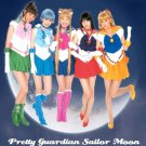 Sailor Moon - Pretty Guardian - Live Specials - Complete Movies/OVA Collection DVD Set