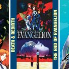 Neon Genesis Evangelion - The Complete Anime Series + Movies DVD Set Collection