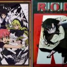 R.O.D. (Read or Die) -The Complete Anime Series and OVA Collection DVD Set