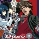Buso Renkin - The Complete Anime Series DVD Set