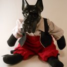 Vintage ORMA Scottie Dog | Original | Animal | Doll | Toy | Hard To Find | Collectible | 1970's