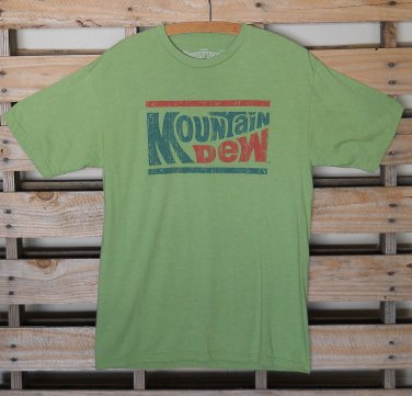 Mountain Dew T-Shirt -Men's Large