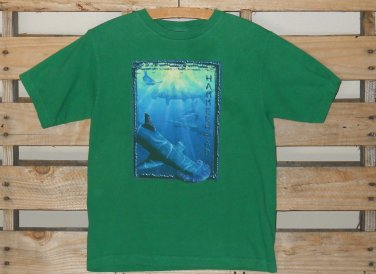 Hammerhead Sharks T-Shirt -Boy's Large