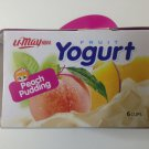 Peach Yogurt Pudding, New*