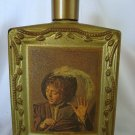 BEAM'S CHOICE DECANTER- FEATURES FRANS HALS BOY HOLDING A FLUTE