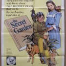 """The Secret Garden"" 1 sh Original Movie Poster Vintage 1972"