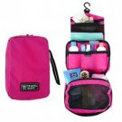 HOT PINK Color Multiple Use Travel Shower Washing Bag Convenient for Small Items